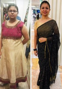 My weight loss transformation Story