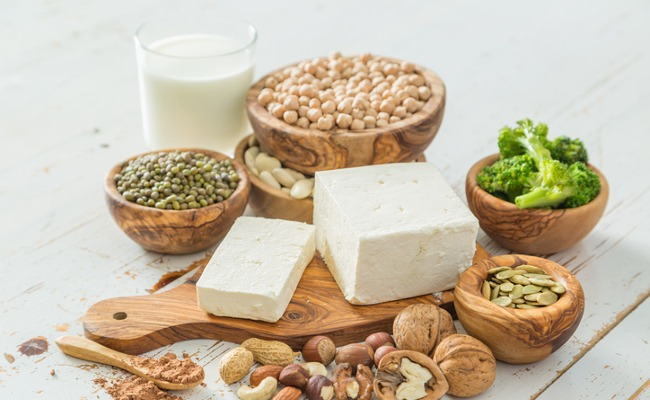 Soy : Vegetarian source of Protein