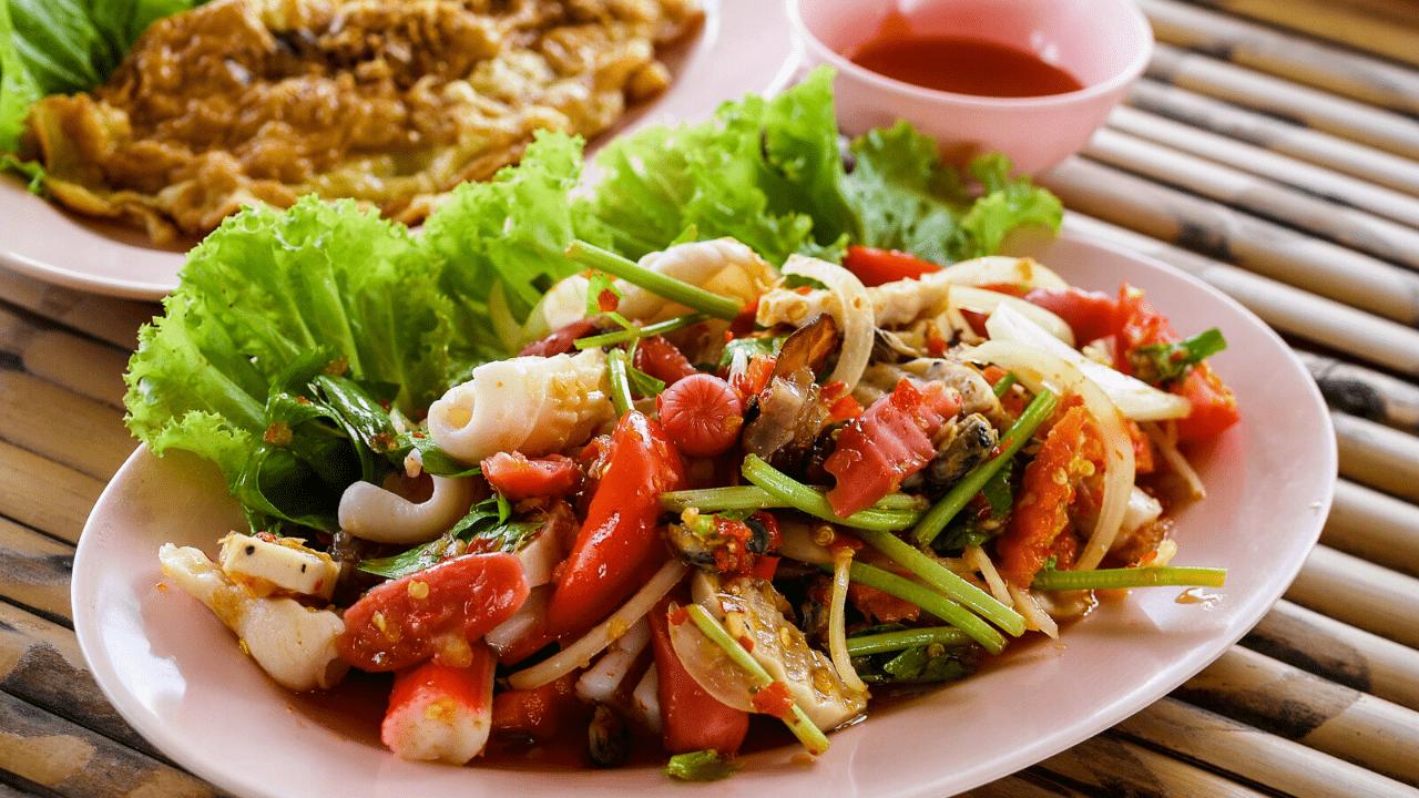 Healthy & Tasty Salads