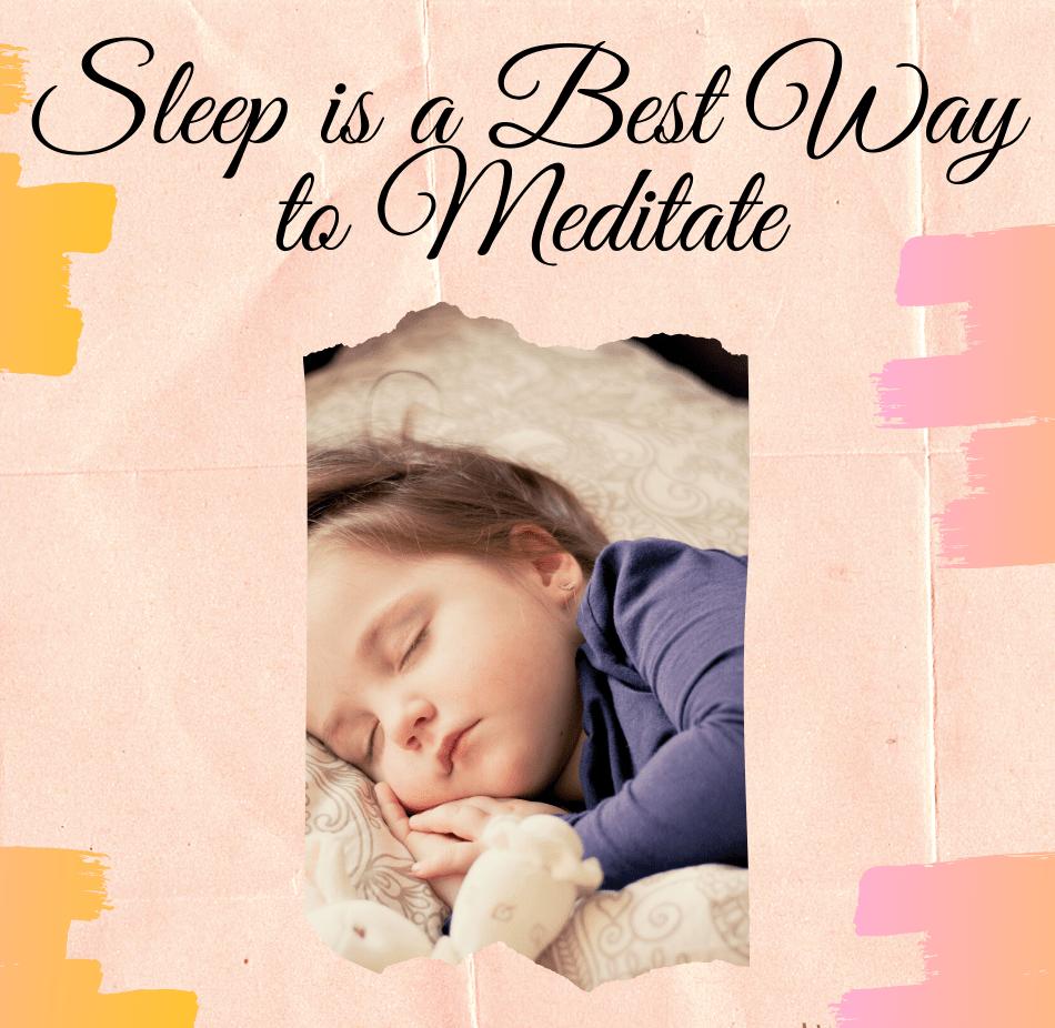 Sleep : Power of Healing